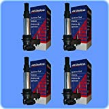 New ACDelco Mexico High Performance Ignition Coil D501C Set Of 4