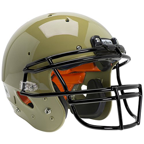 Schutt 2018 Youth R3+ Football Helmet (Metallic Vegas Gold, XL) ()