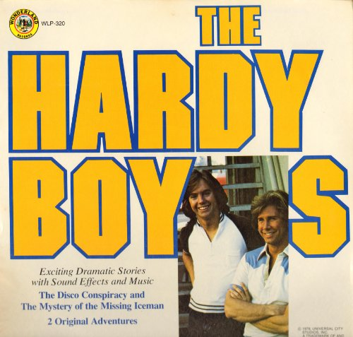 Price comparison product image The Hardy Boys