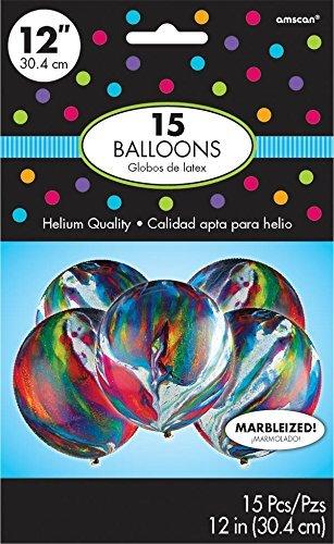 (Amscan 113053 Latex Balloons, 12