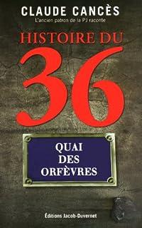 Histoire du 36, quai des Orfèvres, Cancès, Claude