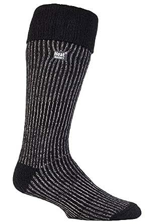 Heat Holders - Mens Thermal Knee High Winter Boot Socks 3