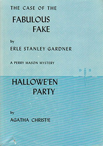 Case of the Fabulous Fake, Hallowe'en Party (Detective Book Club)]()