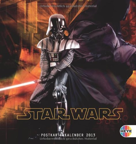 Star Wars 2013. Postkartenkalender