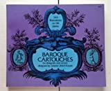 Baroque Cartouches for Designers and Artists, Johann U. Krauss, 0486222225