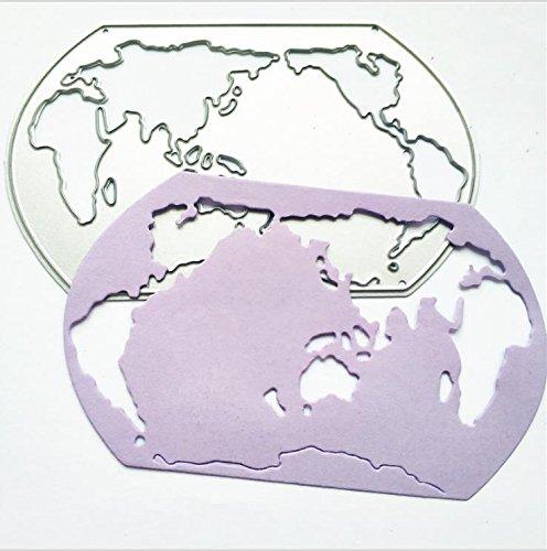 Top 10 best world map stencil template | Tetsuri reviews
