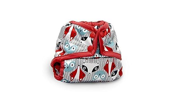Amazon.com : Recién nacido pañal de tela cubierta Snap, Clyde : Baby