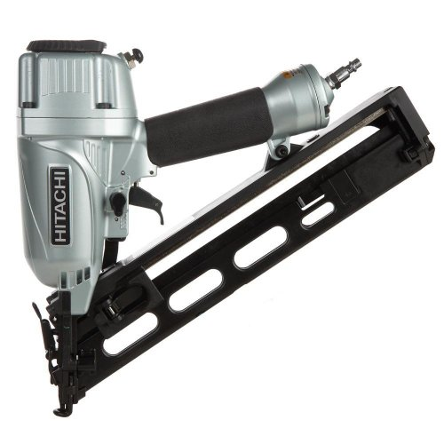 Factory-Reconditioned: Hitachi NT65MA4 15-Gauge Angle Finish Nailer by Hitachi