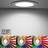 TORCHSTAR 15W 6inch Wet Location CRI90+ Dimmable