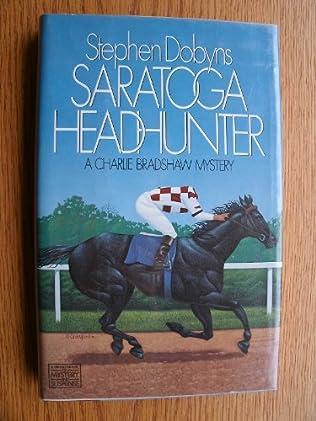 book cover of Saratoga Headhunter