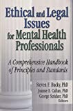img - for Ethical and Legal Issues for Mental Health Professionals: A Comprehensive Handbook of Principles and Standards book / textbook / text book