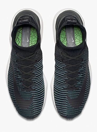 Nike Hommes Zoom Mercurial Xi Fk Chaussures De Sport Noir / Hasta-algues