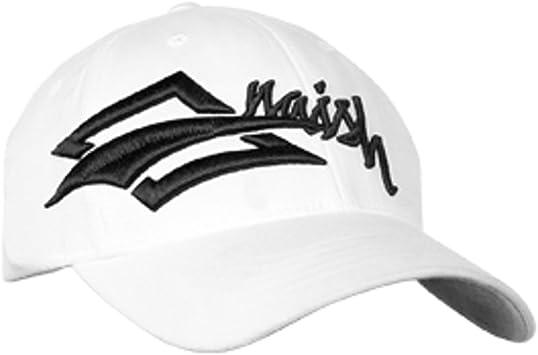 Naish – Curved Brim Cap (Blanco) – Flexfit – Gorra de Béisbol Kite ...