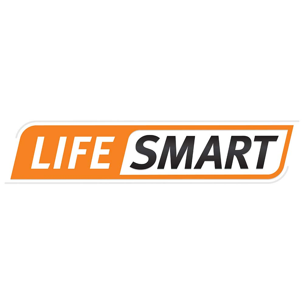 amazon com: lifesmart 3 element 1500w quartz infrared electric portable  room space heater: home & kitchen