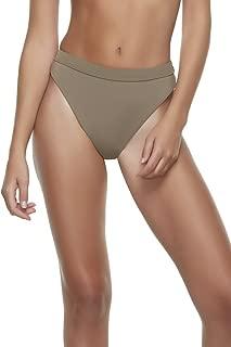 product image for Dippin' Daisy's Seamless Cheeky Hi Waist Banded Bikini Bottom