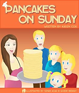 Pancakes on Sunday by [Cox, Karin]
