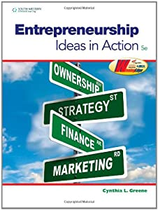 Entrepreneurship: Ideas in Action (Marketing (modified)) by Cengage Learning