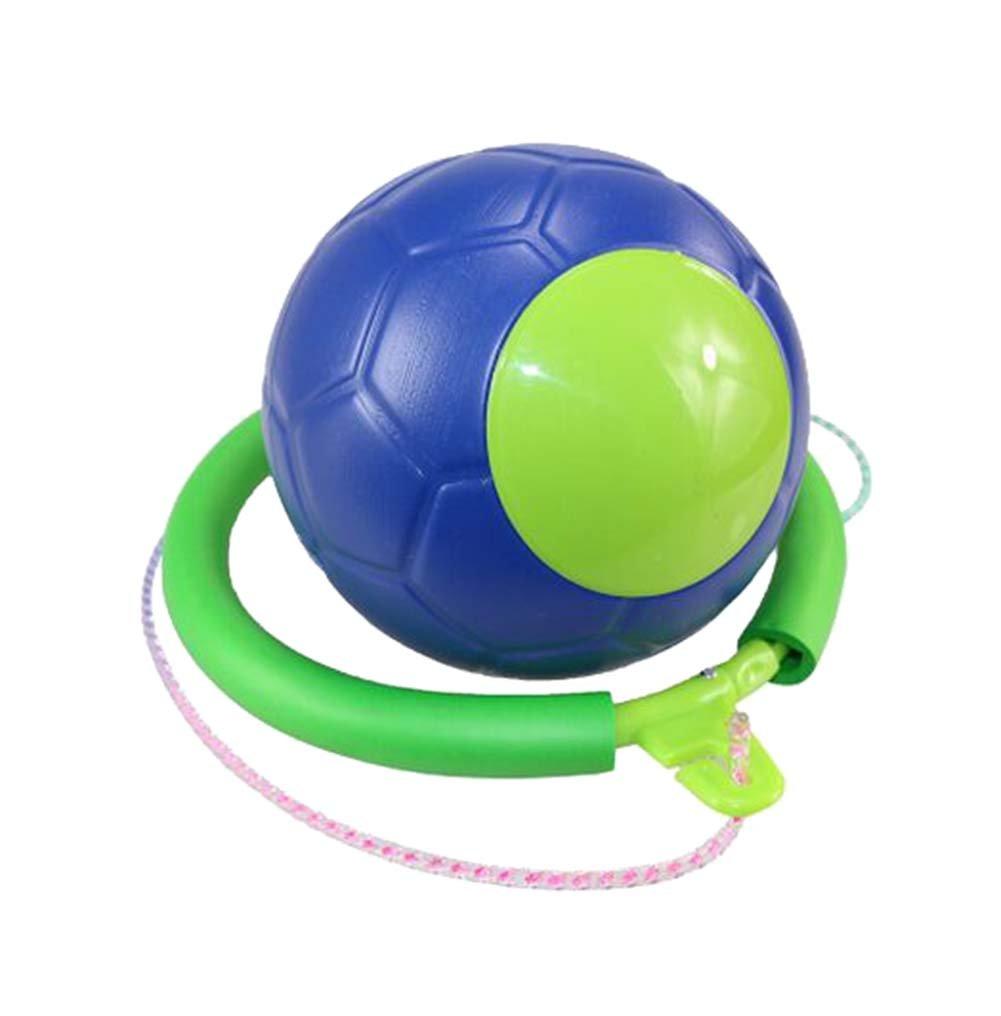 Children's Toys Blue Bouncing Ball Leg Muscles Fitness Equipment BLANCHO BEDDING