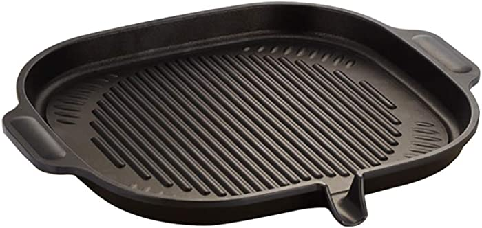 Stovetop Korean BBQ Non-Stick Grill Pan with Non-Stick Coating