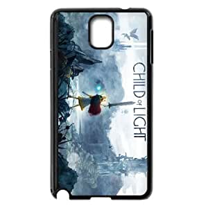 Samsung Galaxy Note 3 Cell Phone Case Black Child of Light BNY_6967122