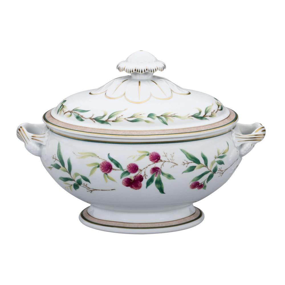 Vista Alegre Lychee Porcelain Large Tureen