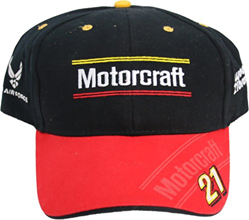 NASCAR Motorcraft / Air Force Wood Brothers #21