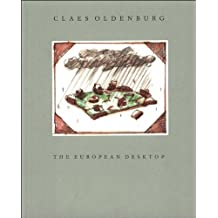 Sketches and Blottings Toward the European Desktop by Claes Oldenburg