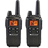 Midland LXT600VP3 36-Channel GMRS with 30-Mile Range, NOAA Weather Alert, Rechargeable Batteries
