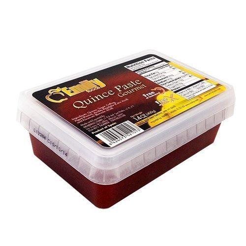 Quince Paste - Emily Foods Quince Paste, Carne de Membrillo, 14 oz
