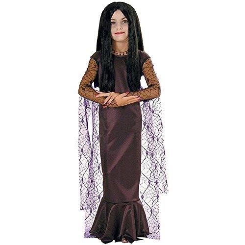 Morticia - Addam's Family Kids Costume Medium 8-10/ 10]()