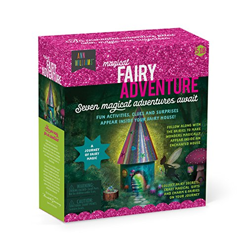 Magical Fairy Adventure – Fun Activities, Surprises, and Clues Magically Appear in an Enchanted Fairy House JungleDealsBlog.com