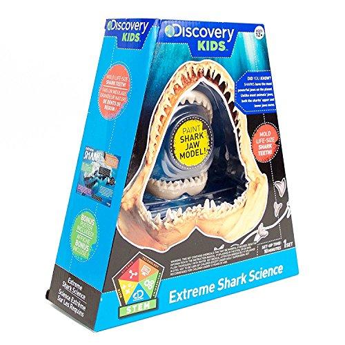Shark Teeth Prehistoric (Discovery Kids Extreme Shark Science Teeth Molding Kit)