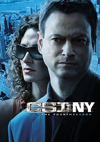 CSI: Ny: Season 4 DVD from PARAMOUNT - UNI DIST CORP