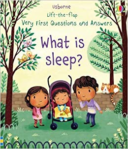 Very First Lift The Flap Questions And Answers What Is Sleep