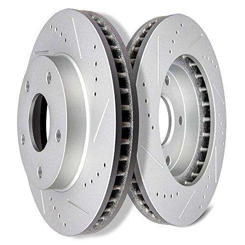 Disc Chevrolet Brake S10 (SCITOO Front 274.8 mm Discs Brake Rotors Brake Kit fit Chevrolet Blazer,Chevrolet S10)