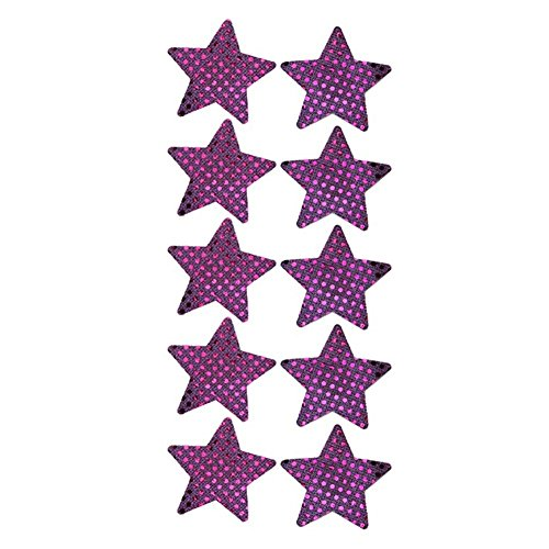 bjduck99 Women 5 Pairs Disposable Shiny Star Nipple Stickers Invisible Breast Cover Pasties