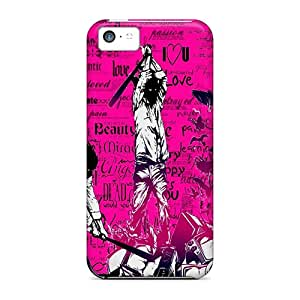 ChristopherWalsh Iphone 5c Shock Absorption Hard Phone Cases Allow Personal Design HD Three Days Grace Skin [mDa13443ebrm]