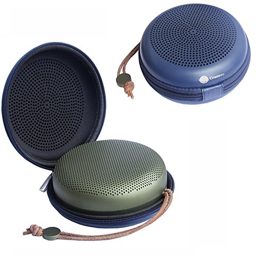 for BeoPlay A1 B&O Play by Bang & OLUFSEN Speaker Wireless Bluetooth Portable Hard Carrying Case Travel Bag (Blue for BeoPlay A1)