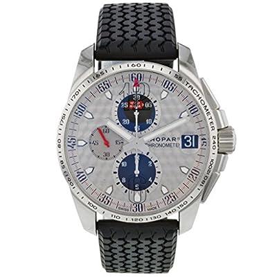 Chopard Men's 168459-3019 Mille Miglia GT XL Chrono Silver Dial Watch