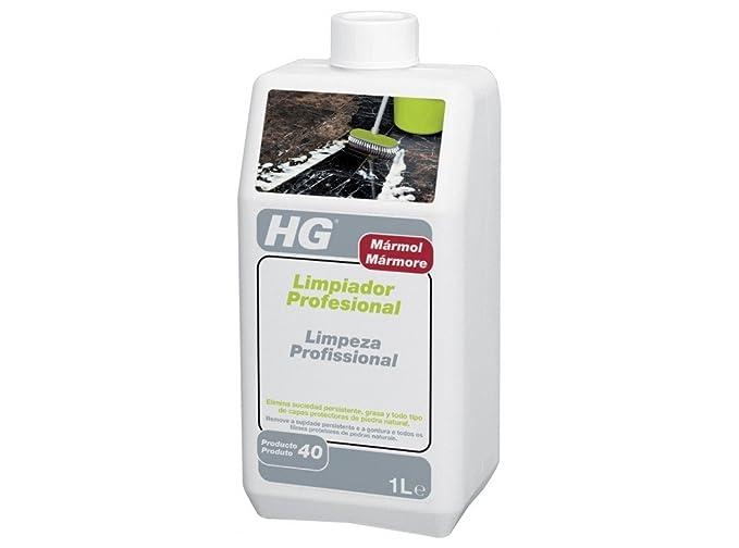 HG 213100130 - Limpiador Profesional para mármol /piedra natural (envase de 1 L)