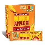 Kind Pressed Mango Apple Chia Bar, 12ct, 1.2oz