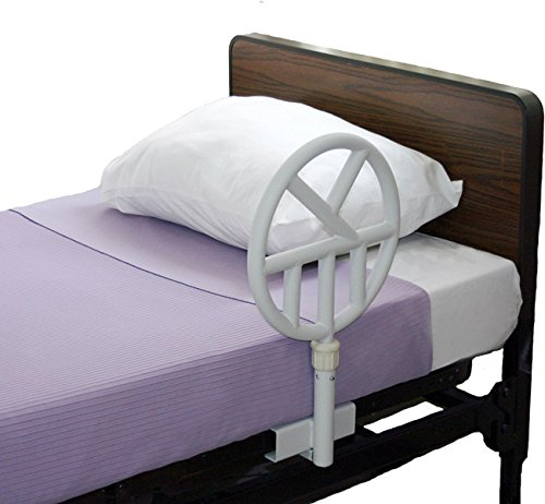 Halo Safety Bed Ring One Sided For Institutional/Hospital Beds With Pad Protector by The Comfort Company
