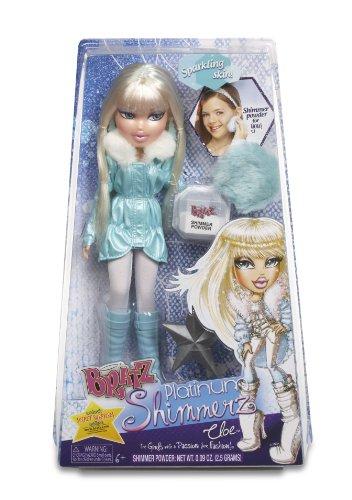Bratz Platinum Shimmer Doll (Platinum Shimmer)