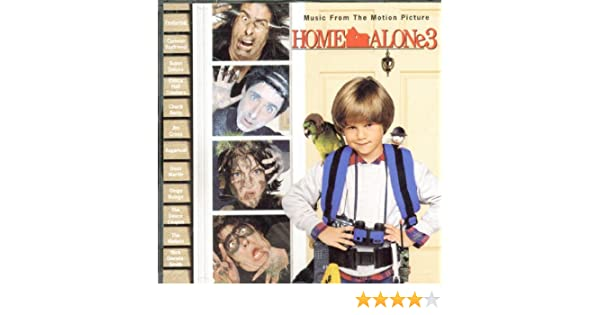 Home alone 3 music from the motion picture.