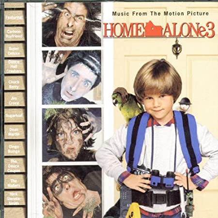 Home Alone 3: Music From The Motion Picture