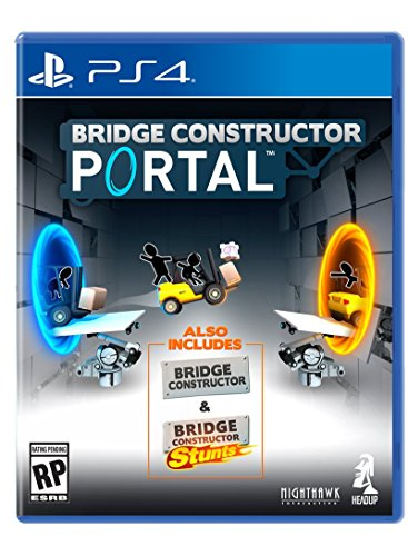Bridge Constructor Portal - Play...