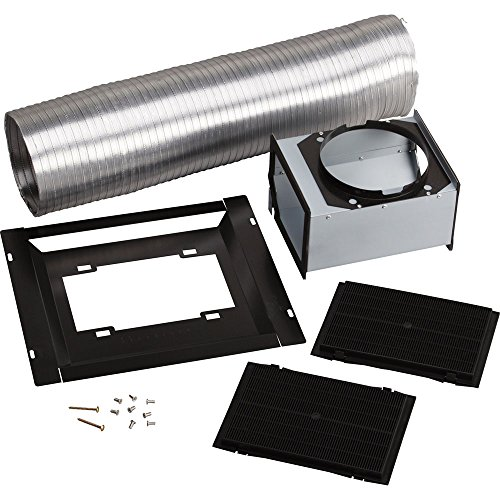 (Broan Non-Duct Recirculation Kit for EW58 Model Range Hoods RKE58)