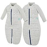 ergopouch 2.5 Tog Sleep Suit Bag, Blue Dot, 12-36 months