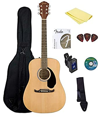 Fender Starter Acoustic Guitar Pack