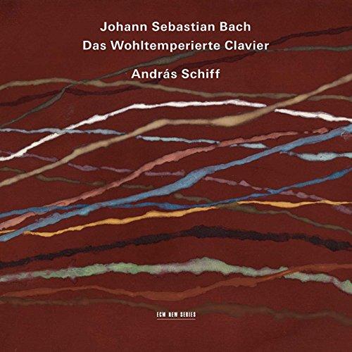 Ecm New Series - Bach: Well Tempered Clavier, Books 1 & 2